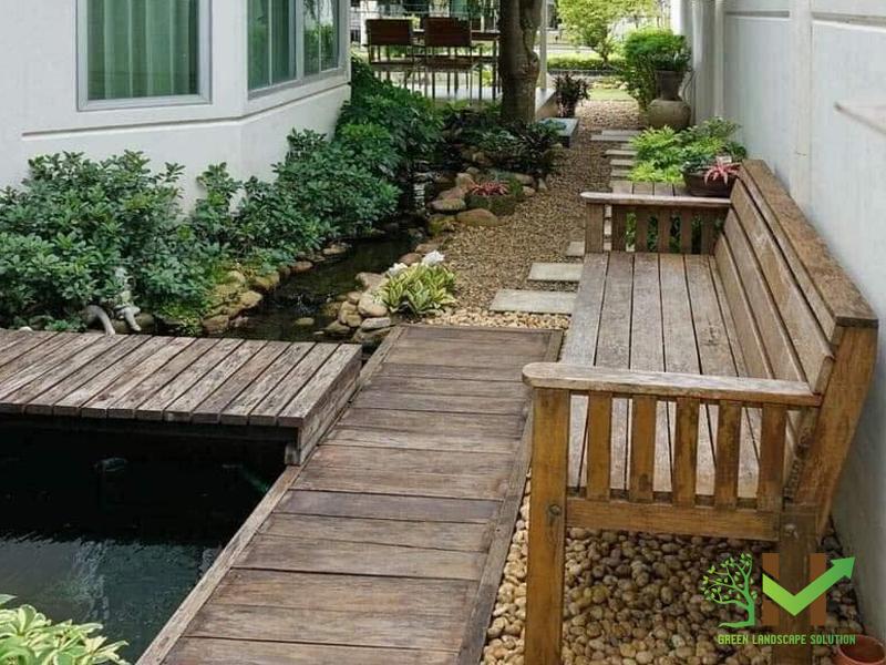 Mẫu thiết kế sân vườn nhà cấp 4 đẹp không thể cưỡng lại - ảnh 5