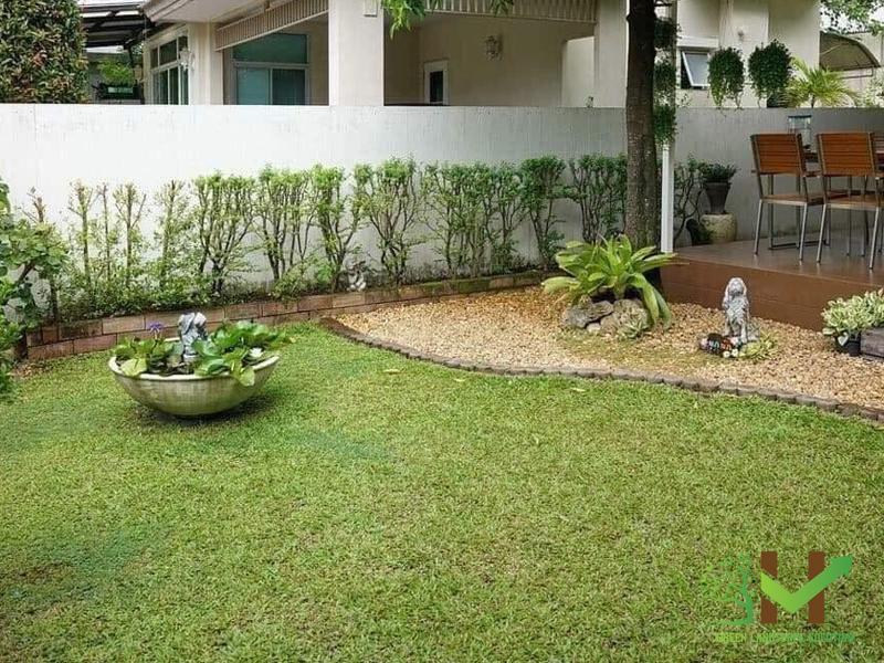 Mẫu thiết kế sân vườn nhà cấp 4 đẹp không thể cưỡng lại - ảnh 14